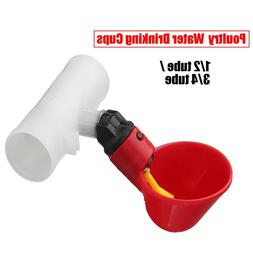 1/2 3/4 <font><b>Tube</b></font> Poultry Water Automatic <fo