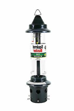 Brome 1024 Squirrel Buster Plus Wild Bird Feeder with Cardin