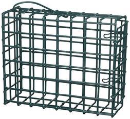 Audubon Park 11236 Seed Cake Basket Feeder Cage for Wild Bir