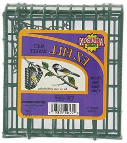 Audubon Park® 1841 Suet Basket Feeder Cage for Wild Bird Fe