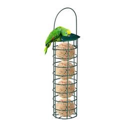 1pc Iron Pet <font><b>Bird</b></font> <font><b>Feeder</b></f