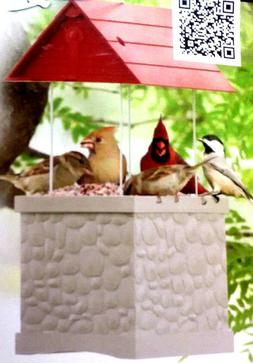 HEATH 2601D WISHING WELL INFINITY BIRD FEEDER, 5 LBS