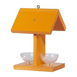 WoodLink 32320 Going Green Oriole Feeder with jelly jars