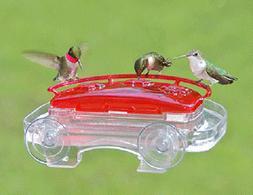 Aspects 407 Jewel Box Window Hummingbird Feeder  8 Ounce