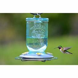 Perky-Pet 785 Mason Jar Hummingbird Feeder