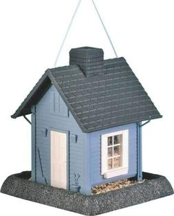 North State Industries 9085 Blue Cottage Bird Feeder