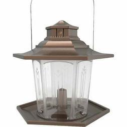 More Birds, SureFill No Spill Plastic Lantern Feeder