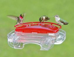 Aspects  Jewel Box Window Hummingbird Feeder