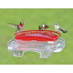 Aspects 407 Jewel Box Window Hummingbird Feeder and Detachab