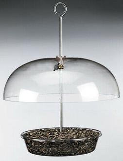 Aspects Vista-Dome Clear Polycarbonate Bird Feeder