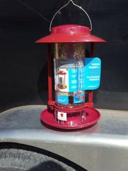 Audubon/Woodlink Combination Hopper and Seed Scoop Bird Feed