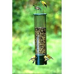 Audubon/woodlink-Bouncer Squirrel Proof Bird Feeder- Clear/g