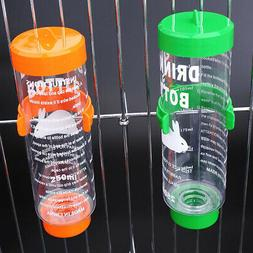 automatic bird feeder pet hamster water bottle