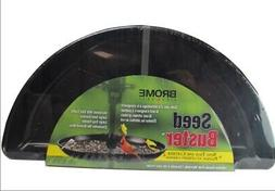Brome Bird Care Seed Buster Seed Tray and Catcher  Eliminate
