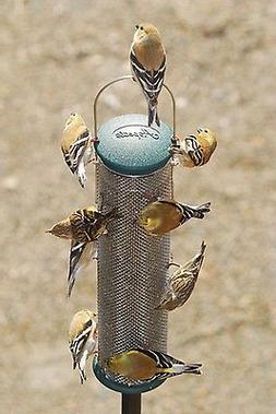 Bird Feeder Aspects Nyger, Thistle Mesh Birdfeeder  Spruce,