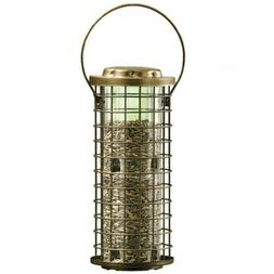 Bird Feeder Seed Feeders Hanging Feeding Ports Squirrel Proo