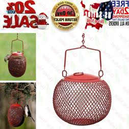 Bird Feeder Wild Hanging Decorative Outdoor Garden Patio Bac