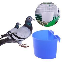 Bird Feeding Tool Pigeons Water Bowl Drinking Fountain Feede