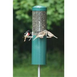 Birds Choice Classic Bird Feeder with Built-In Squirrel Baff