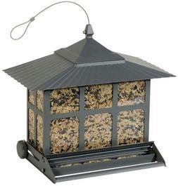 Birdscapes 351 Squirrel-Be-Gone II Wild Bird Feeder