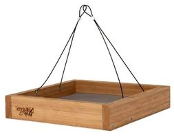 Natures Way BWF3 Bamboo Hanging Platform Feeder