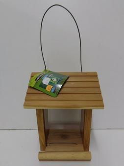 Pennington 100513431 Cedar Treater Bird Feeder, 2 LBS Capaci