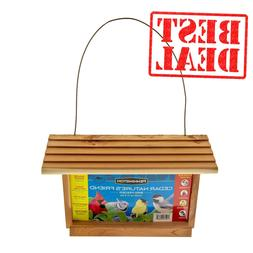 Pennington Classic Cedar Natures Friend Wild Bird Feeder, 3