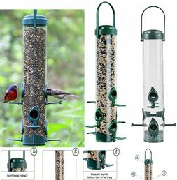 Classic Perky-Pet  Outdoor Hanging Tube Bird Feeder - 480