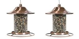 Perky-Pet Copper Panorama Bird Feeder 312C )