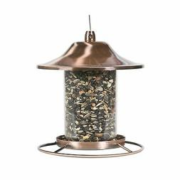copper panorama bird feeder 312c
