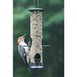 Birds Choice Low Cost Large Tube Bird Feeder with 4 Ports