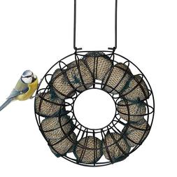 Fat Ball Practical Cage Home Refillable <font><b>Metal</b></