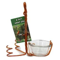 Songbird Essentials Fruit and Jelly Bird Feeder