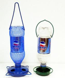 Gadjit Soda Bottle Bird Feeding Starter Kit, Includes 1 Feed
