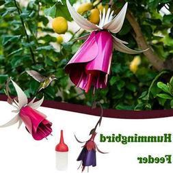 Garden Accessories Outdoor Hummingbird Feeder Bird Feeders D