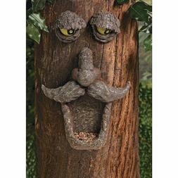 glow in dark TREE FACE wall mount forest spirit hanging MOUT