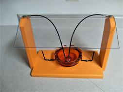 Wood Link Recycled Oriole Feeder
