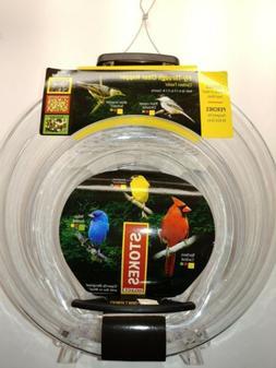 gold hiatt canteen bird feeder 38236 cardinals