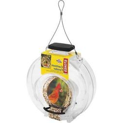 GOLD-HIATT STOKES SELECT CANTEEN BIRD FEEDER 38236 CARDINALS