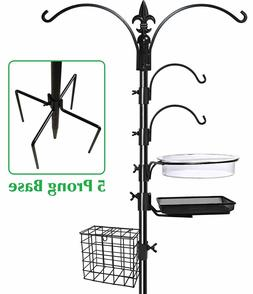 GrayBunny GB-6844D Deluxe Premium Bird Feeding Station Kit,