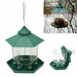 Hanging Wild Bird Feeder Feeding For Gazebo Garden Decor Wat