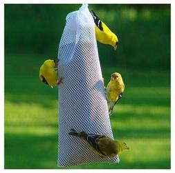 Heavy-Duty Thistle Sock Bird Feeder