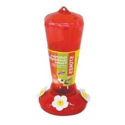 Hiatt Manufacturing Hollyhock Hummingbird Feeder
