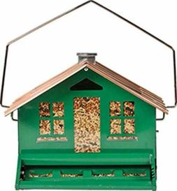 Home Garden Patio Perky-Pet 339 Squirrel Be Gone II Feeder H