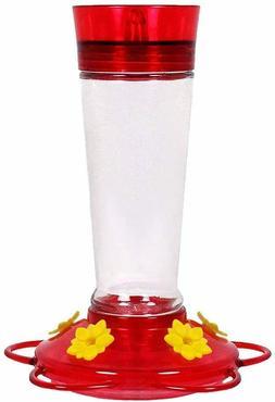 Hummingbird Feeder, Glass Bird Feeders, 5 Feeding Stations,