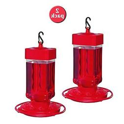 First Nature 32 oz Hummingbird Feeder 3055 Easy Clean