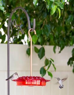 Ultimate Innovations Hummingbird Feeder, Red 32 port Bird Fe