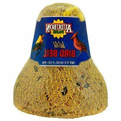 12221 wild bird food bell ready to