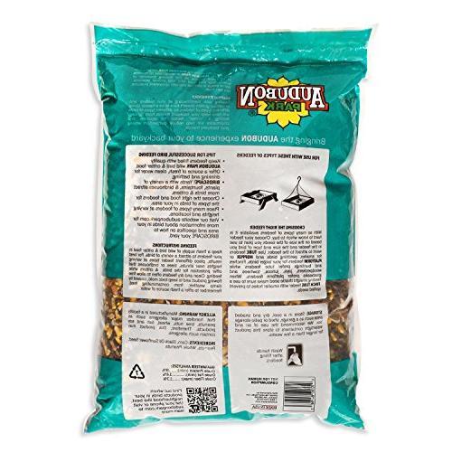 Audubon Park Crunch Critter Food, 15-Pounds