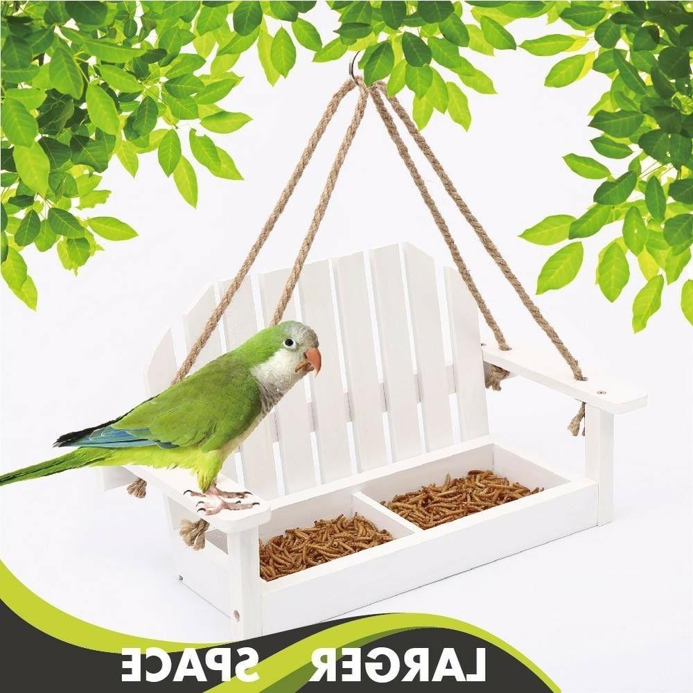 Worth Garden White Bird 8455